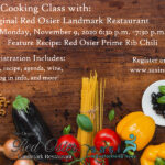 Virtual Cooking Class