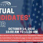 DDAWNY Virtual Candidates Hour