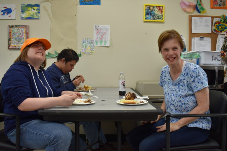 Individuals in our Day Program Services