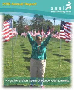 annual report cover 2018