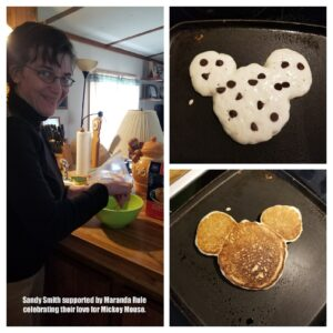 Community Hab Making Pancakes