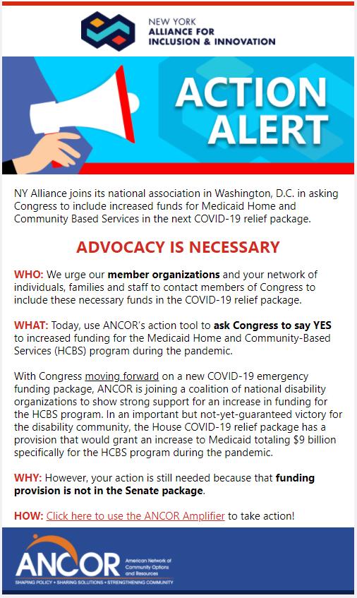 NYAII Advocacy Letter