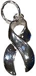Silver Awareness Ribbon