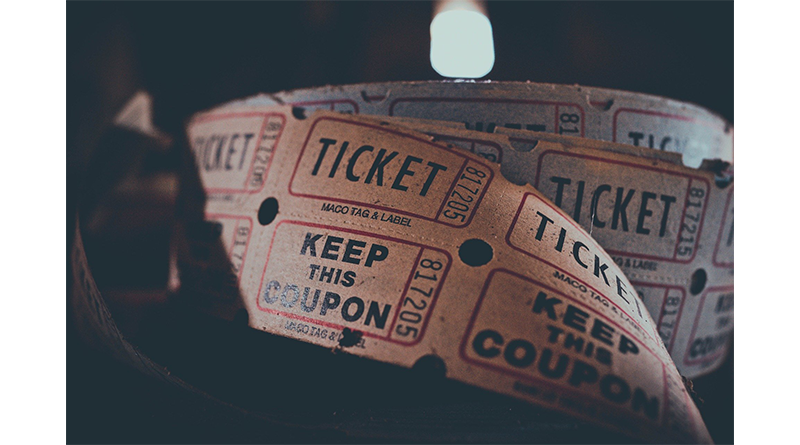 Basket Raffle tickets
