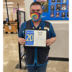 Congratulations David Gray!