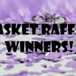 September Basket Raffle Winners!
